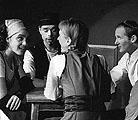 Das A-cappella-Quartett Zapzarap