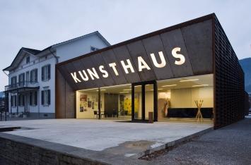 Kunsthaus Grenchen, Südseite © KHG, Foto Jiří Vurma