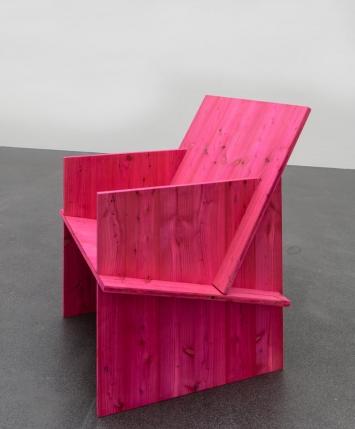 Anna Kanai, Piracanga Chair, 2015/2018