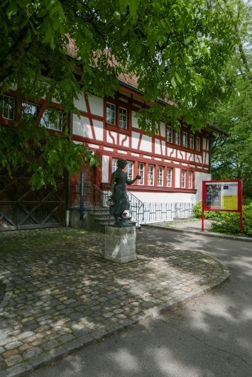 Gluri Suter Huus, Wettingen