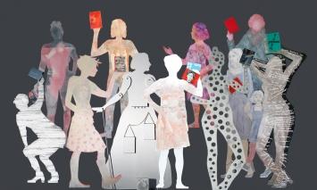 SGBK Kunstprojekt im Bundeshaus vom 27.10 - 17.12.2021