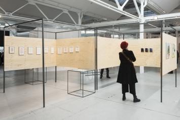 Shedhalle,Kunst: Szene Zürich 2018.Foto:Dominik Zietlow