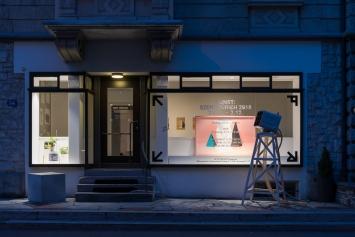 TART,Kunst: Szene Zürich 2018.Foto:Dominik Zietlow