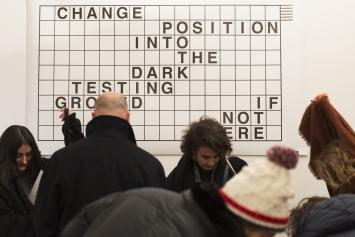 Kulturbüro,Kunst: Szene Zürich 2018,24.11.2018.Foto:Dominik Zietlow