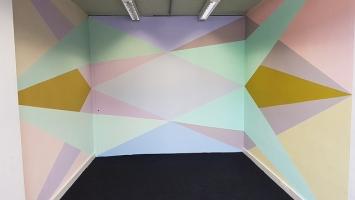 Ausstellungsansicht Ben Hübsch at FAQ (2018)