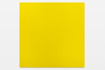 Olivier Mosset, Ausstellungsaufnahme Galerie Lange+Pult, Zürich, 2019.Foto:Sully Balmassière