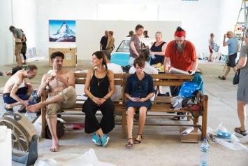 Kunstschaffende von Insel zu Insel Havanna 2019