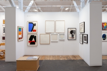 paper positions basel, 2019, Foto: Clara Wenzel Theiler