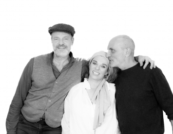 Didier Eichenberger, Tina Itin, Dario Norelli