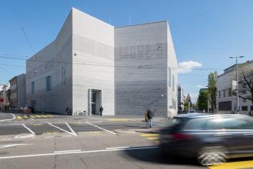 Kunstmuseum Basel | Neubau Foto: Julian Salinas