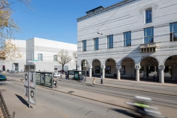 Kunstmuseum Basel | Hauptbau Foto: Julian Salinas