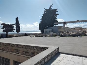 Akropolis,StahlbetonTerrassierung, 2020/2021.Foto:Tasos Tanoulas