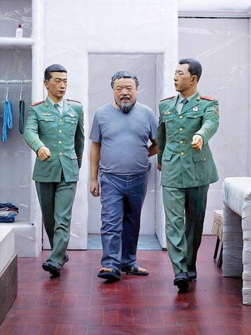 Ai Weiwei · Sacred Ritual, 2011–2013