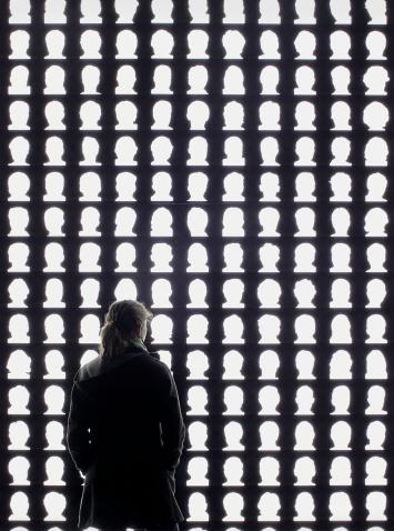 The Geometry of Conscience, 2010, Santiago de Chile, Museo de la Memoria y de los Derechos Humano