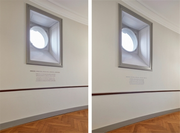 Annaïk Lou Pitteloud, Consensus, Exhibition views: 2018, Bundeshaus Bern, Foto: David Aebi