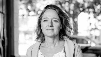 Annette Schindler, Festivalleitung Fantoche, 2018 ©Fantoche.Foto: Johanna Encrantz