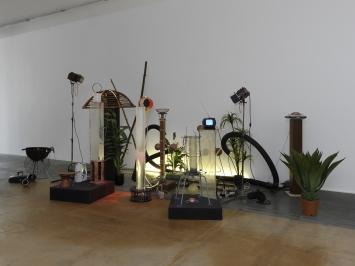 William Leavitt, Ausstellungsansicht Mamco, Genf, 2017/2018. Foto: Annik Wetter