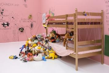 Amina Nabi,Diverse Werke, 2013–2019,Verschiedene Materialien,Foto: Zoe Tempest