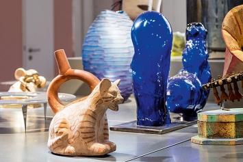 Collection Highlights, Ausstellungsansichten Museum für Gestaltung Zürich, 2018