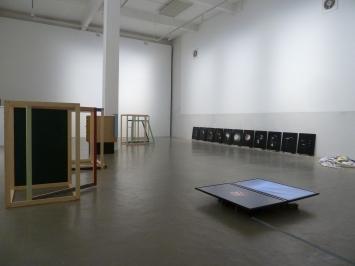 Ausstellungsansicht Raum [Pio Rahner]
