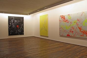 Ausstellungsansicht,Hanspeter Hofmann | Metamemory,25. Mai - 21. Juli 2018