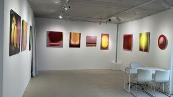 Ausstellungsansicht Kerstin Kubalek