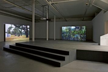 Christoph Oertli · Sensing Bodies, 2020. Ausstellungsansicht Kunsthaus Baselland 2020.Foto: Gina Folly