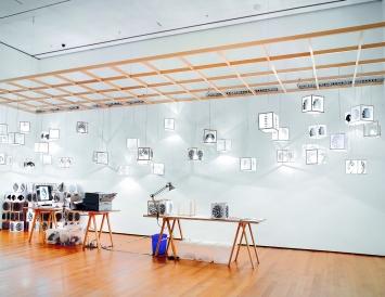 Superflex · Copy Light/Factory, 2008, Workshop, Courtesy Moma NY ©ProLitteris.Foto: John Wronn