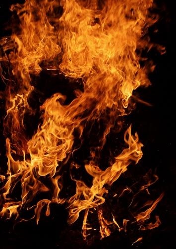 U5 · Fire, Oktober 2015, digitale Fotografie