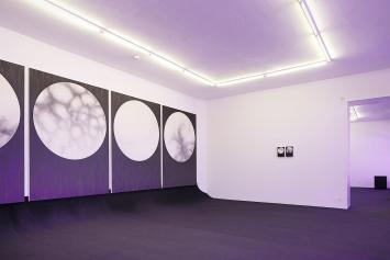 Monika Stalder · XIII MOONS, Ausstellungsansichten, Stadtgalerie Bern.Foto: David Aebi