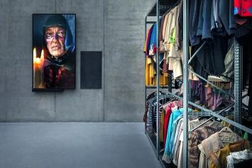Ed Atkins · Old Food, 2017, Kunsthaus Bregenz, Courtesy Galerie Isabella Bortolozzi, Berlin, Cabinet Gallery, London, Gavin Brown's Enterprise, NY / Rom, und dépendance, Brüssel.Foto: Markus Tretter