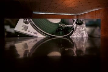 Anri Sala · Time No Longer, 2021, Installationsansicht Kunsthaus Bregenz, 2021, Courtesy Marian Goodman Gallery ©ProLitteris.Foto: Markus Tretter