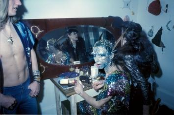Luciano Castelli · Reckenbühl, 1973, Selbstporträt, Fotografie ©ProLitteris