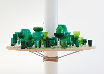 Dominic Michel · Mob, 2019, Ausstellungsansicht Fri Art Freiburg,2019.Foto: Guillaume Baeriswyl
