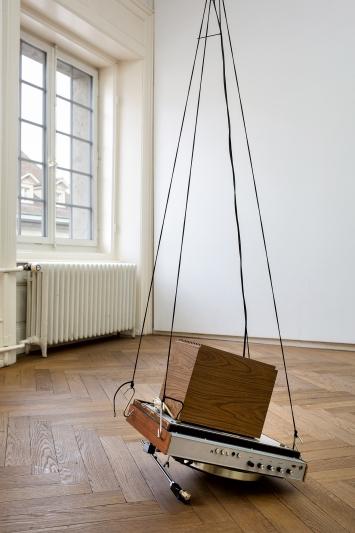 Strotter Inst. · Krakeeler, 2005/21, Ausstellungsansicht Kunsthaus Langenthal. Foto: Martina Flury Witschi