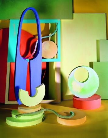 Kyra Tabea Balderer · Sacra Conversazione, 2018, Triptychon (mittleres Bild), Fotografie, C-Print (Handabzug), je 65x50cm