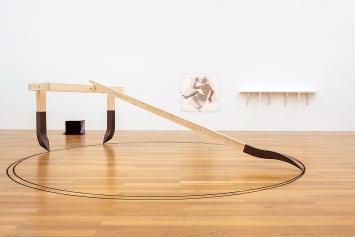 Paul Neagu · Die Retrospektive, Ausstellungsansichten Kunstmuseum Liechtenstein, 2021, Courtesy The Paul Neagu Estate ©ProLitteris.Foto: Sandra Maier