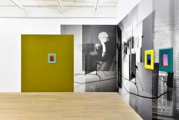 Shirana Shahbazi · Reality Show, Galerie Peter Kilchmann, Zürich, 2020.Foto: Sebastian Schaub