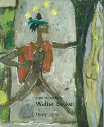 Umschlagvorderseite:Walter Becker, Daphne, 1977, Öl auf Wachstuch, 110 x 130 cm (Ausschnitt)Schweinfurt, Kunsthalle Schweinfurt, Sammlung Joseph Hierling