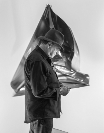 Larry Bell, Courtesy Hauser & Wirth, Zürich, 2018. Foto: Paul O'Connor