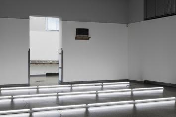 Bernard Voïta · recto verso, 2018, Ausstellungsansicht Kunstmuseum Solothurn.Foto: Fabrice Schneider