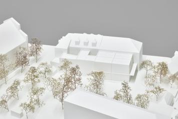 Foto: Siegerprojekt «VEDO DOVE DEVO», Wettbewerbsausstellung neues Kunstmuseum Olten 2021