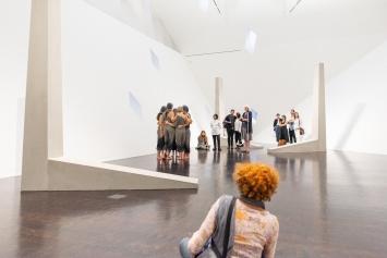 Izidora L. Lethe ·Peristyle, Contemporary Jewish Museum, San Francisco, 2019–2020. Photo: Dallis Willard