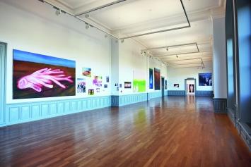 Ich als Mensch, 2019, Ausstellungsansicht Kunstmuseum Bern