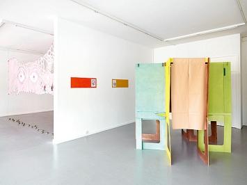 Timothée Calame · Altera, 2019, Ausstellungsansicht CEC, Genf.Foto: Sandra Pointet