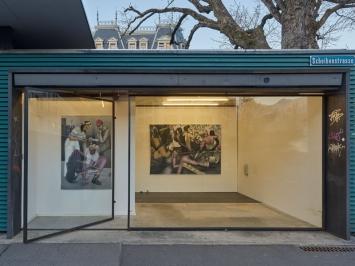 Kunstraum Satellit, Ausstellung, Céline Ducrot, 2021 / Bild: Carolina Piasecki