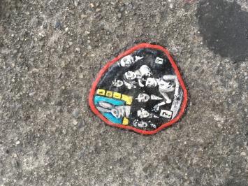 Chewing Gum, Spiegelgasse 1, Foto: Manuela Hitz