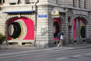 © Foto von David Berweger zur Ausstellung «klumpen» von Sonja Lippuner