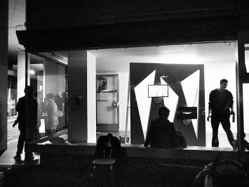 Installation von Miro Schawalder & Yeliz Palak. Foto: Chri Frautschi