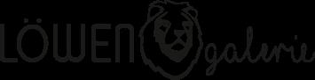 Das Logo der Löwengalerie Luzern